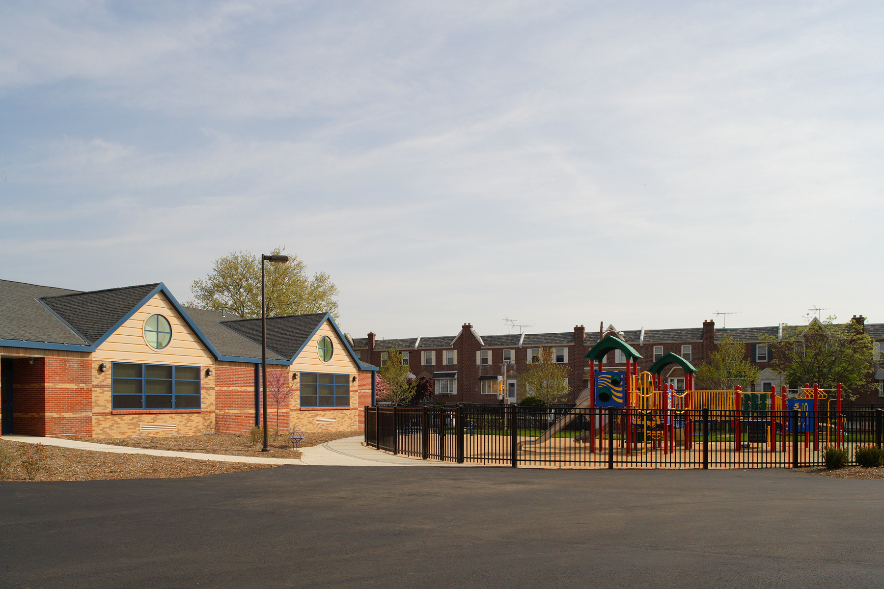 Edwin Forrest Primary Education Center